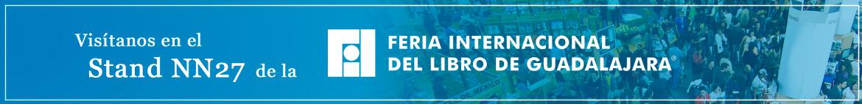Feria Internacional del Libro de Guadalajara 2018 - Palestra Editores