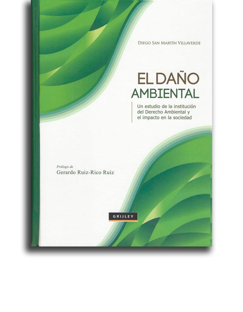 El daño ambiental ISBN 9789972044748